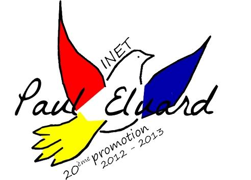 Logo Promotion Eluard