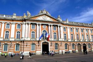 Palais du Capitole Toulouse