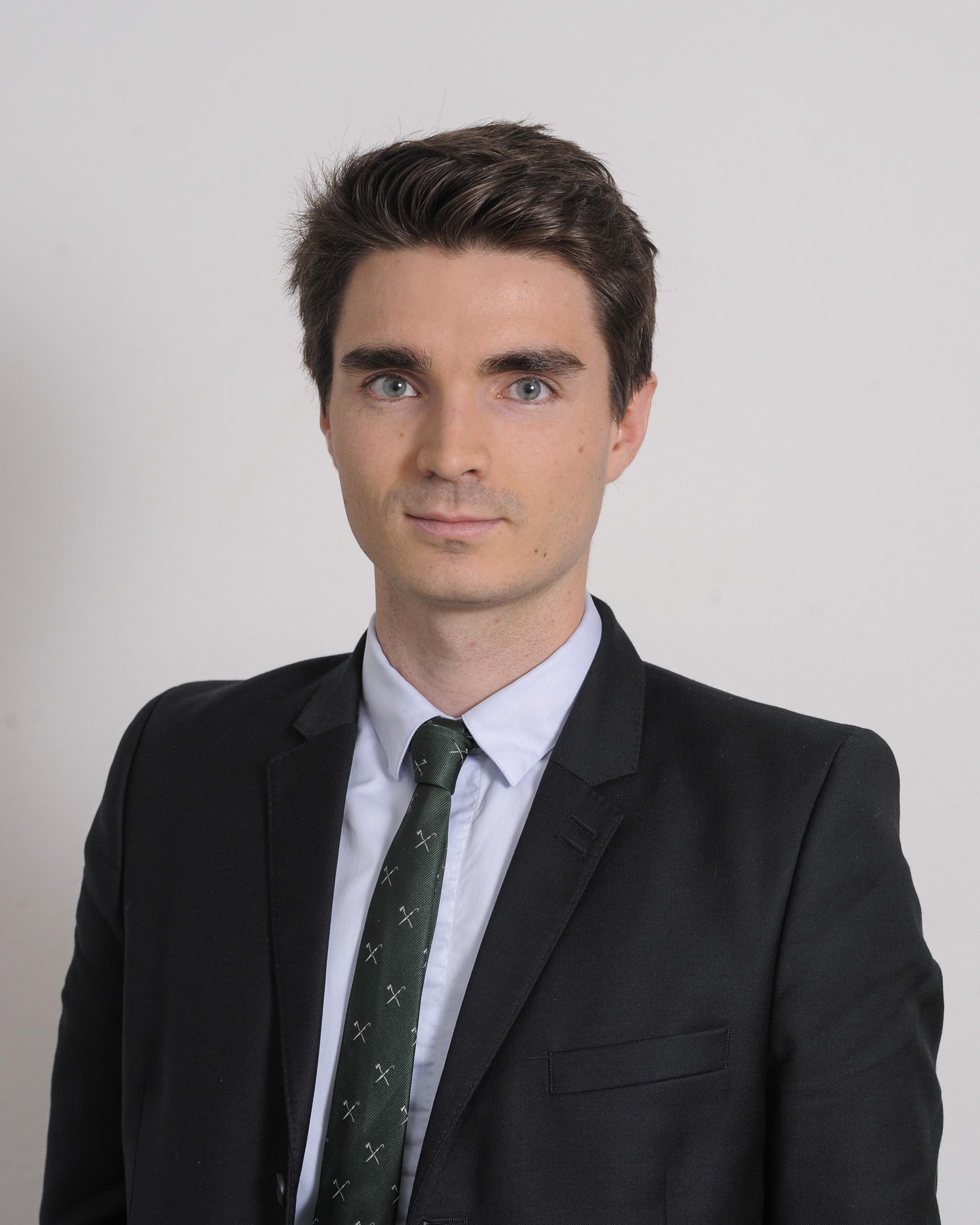Geoffrey Darmencier