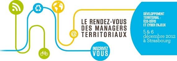 Les élèves administrateurs aux Entretiens Territoriaux de Strasbourg