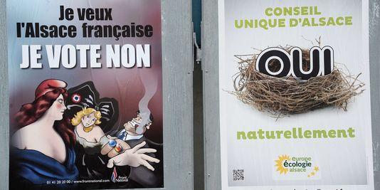 Pourquoi les Alsaciens ont dit non à la fusion