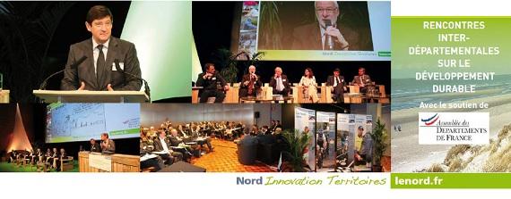 Rencontres interdépartementales du développement durable : retour sur l'édition 2012