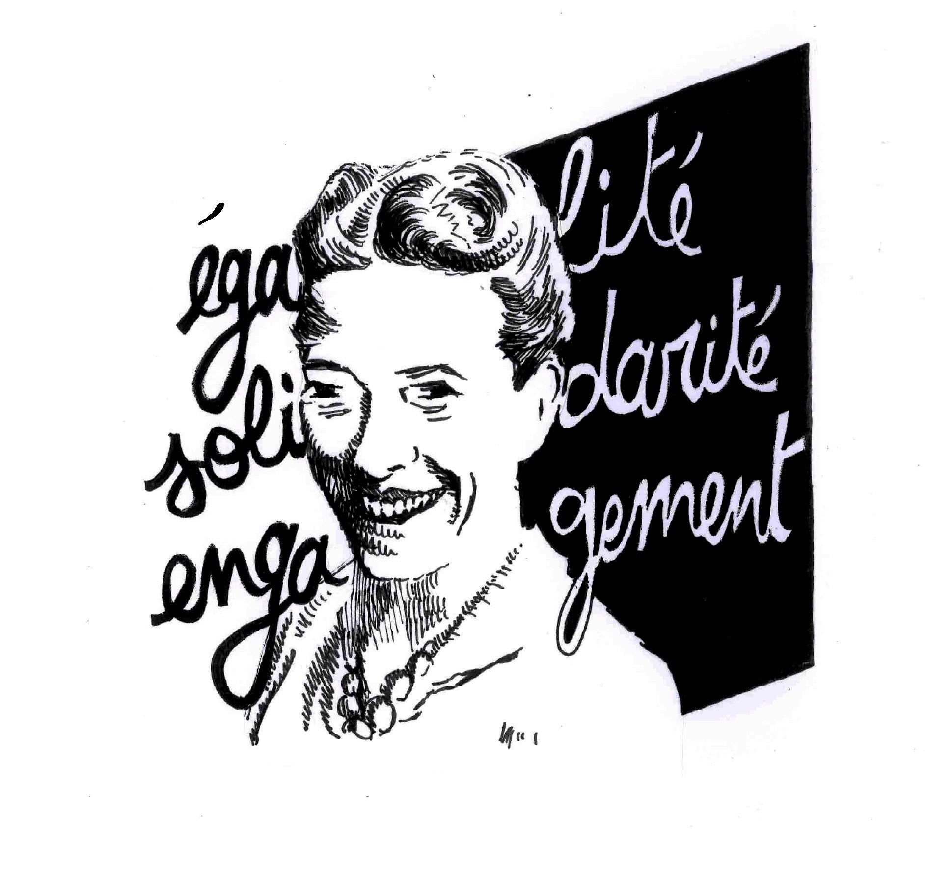 L'actualité de la promotion Simone de Beauvoir (2013-2014)