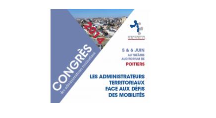Les deux promotions d'élèves administrateurs réunies au congrès de l'AATF