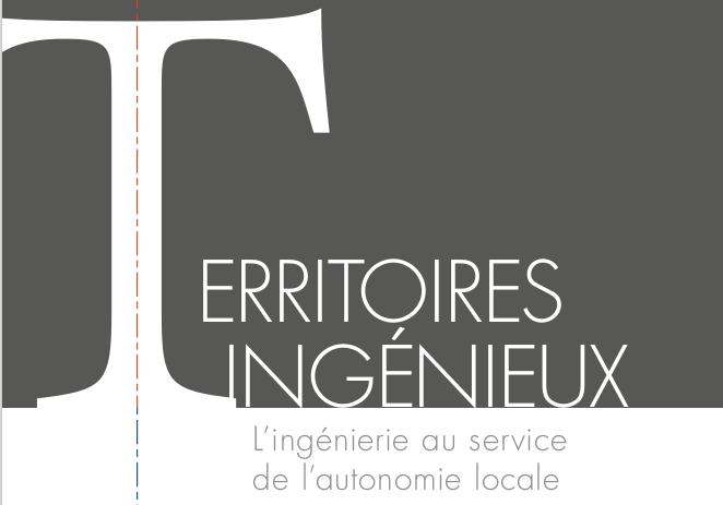 « Territoires ingénieux » : étude ADCF-ADF-INET
