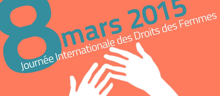 8 mars, journée des droits des femmes : les élèves s'investissent !