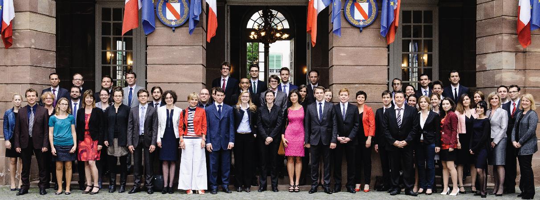 La promotion Vaclav Havel termine sa scolarité, embauchez les !