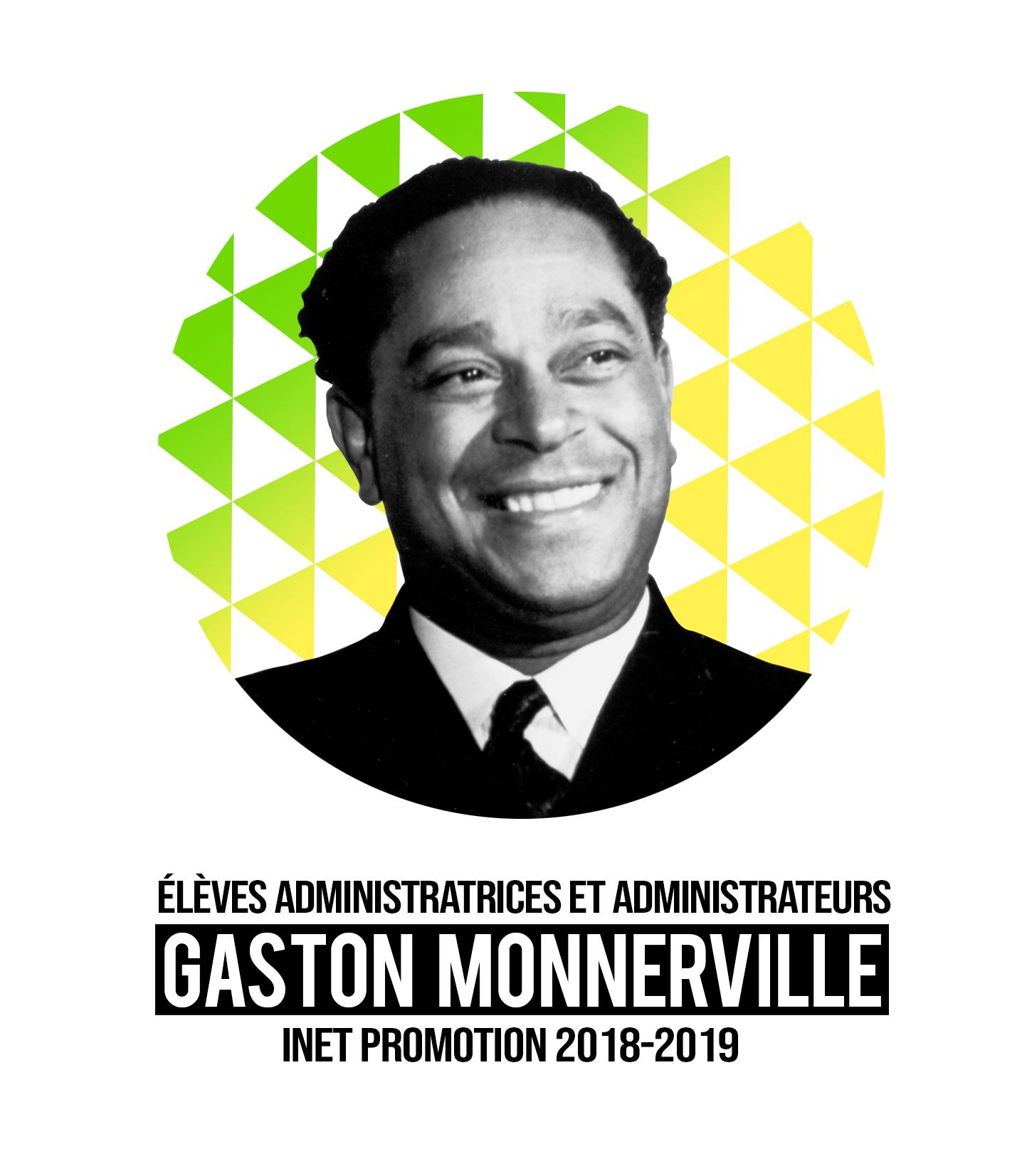 Les profils de la promotion Gaston Monnerville