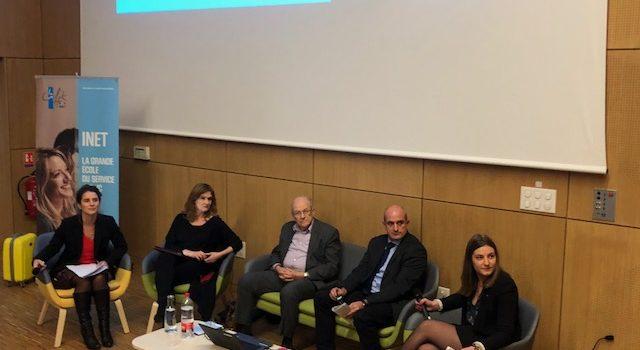 Inauguration du cycle des tables rondes européennes de l'INET le 13 février