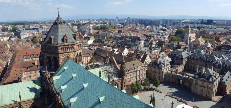 L'Eurométropole de Strasbourg, un modèle de ville durable ?
