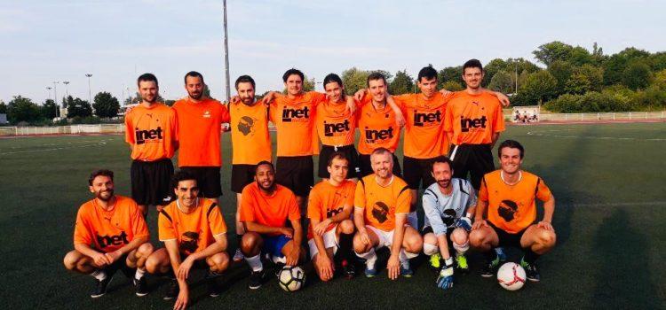 Les élèves de l'INET organisent deux matchs de foot caritatifs